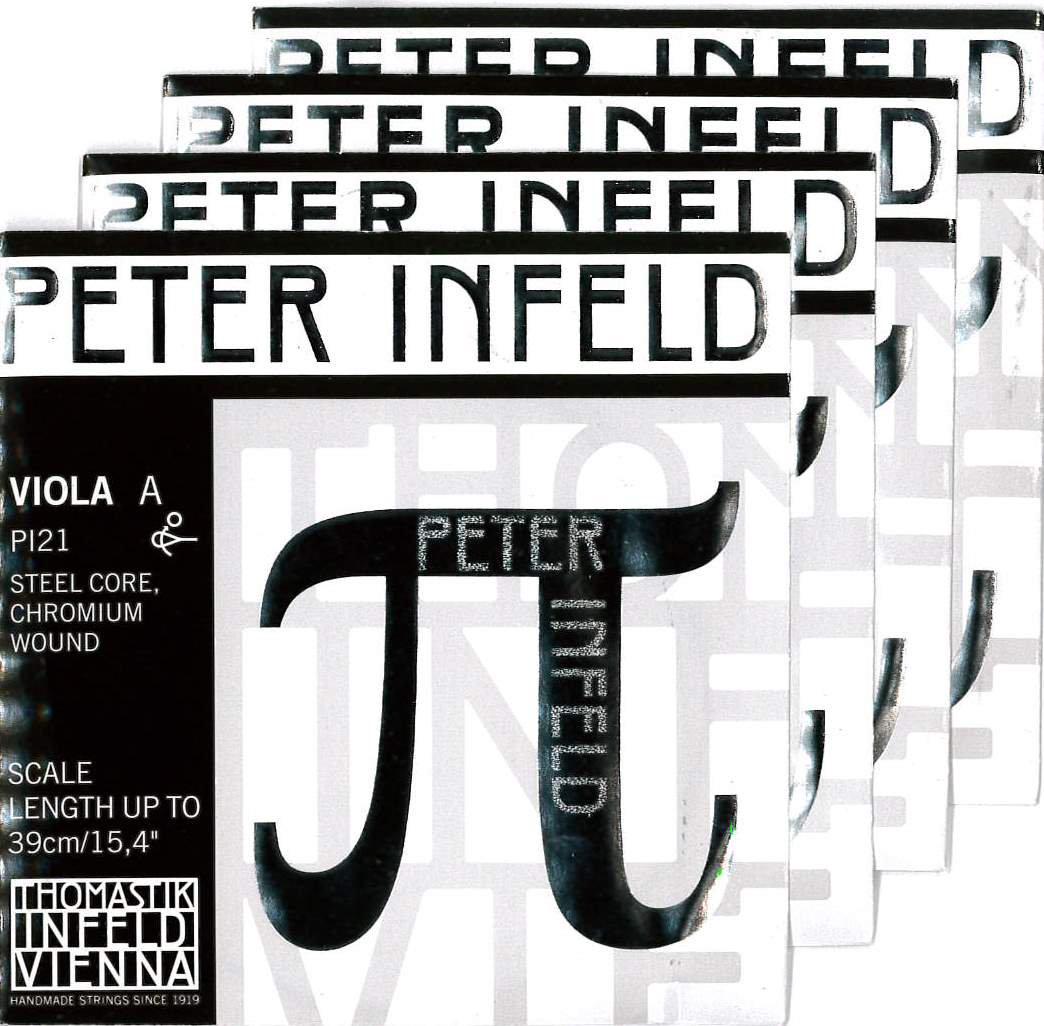 Viola 【Peter Infeld】セット