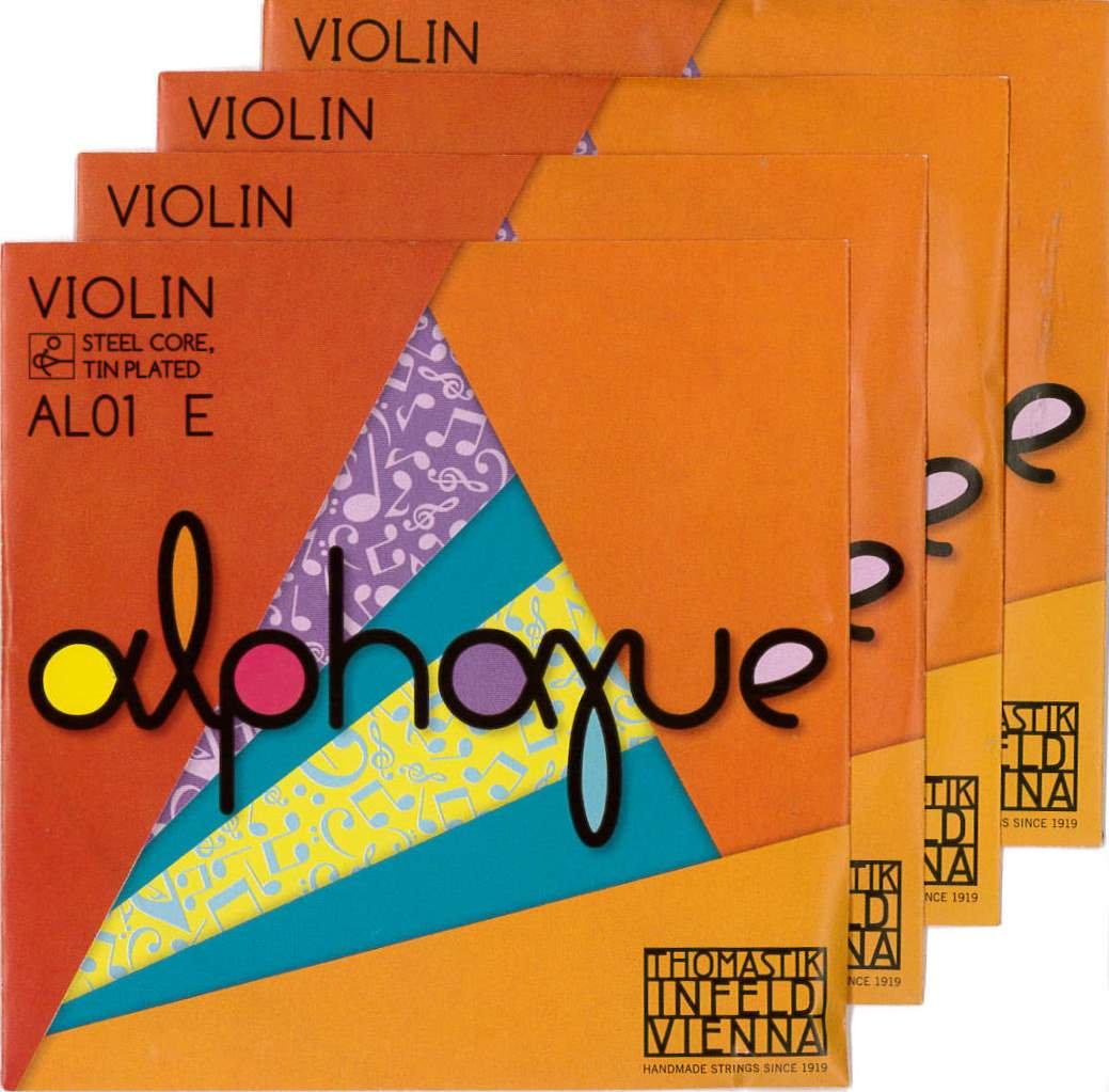 Violin 【ALPHAYUE】 セット