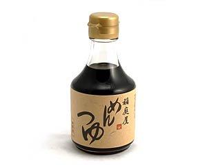 稲庭屋めんつゆ 200ml(希釈用)