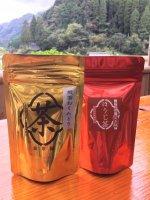 煎茶&ほうじ茶セット(煎茶おくみどりとほうじ茶)化粧箱入り