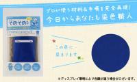 そめそめキット クラフト用 ブルー / 染色助剤から色止め剤まですべてセット