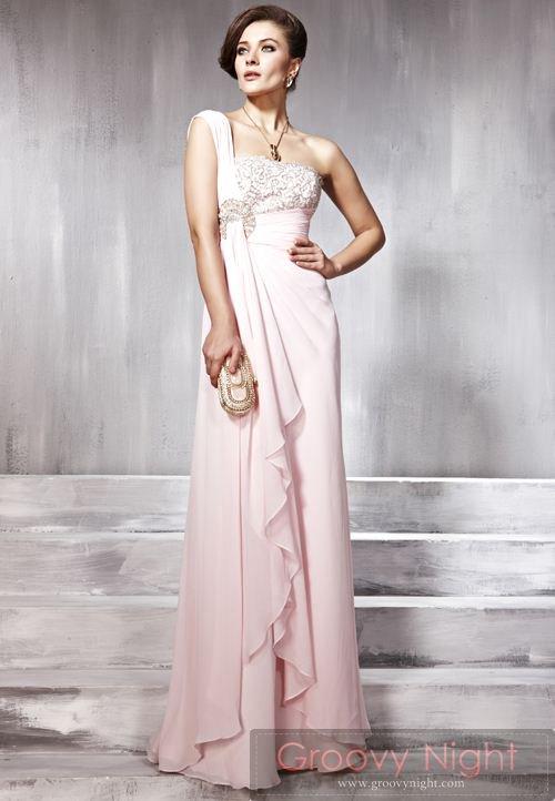 見てるだけで嬉しくなっちゃう春色ロングドレス♪