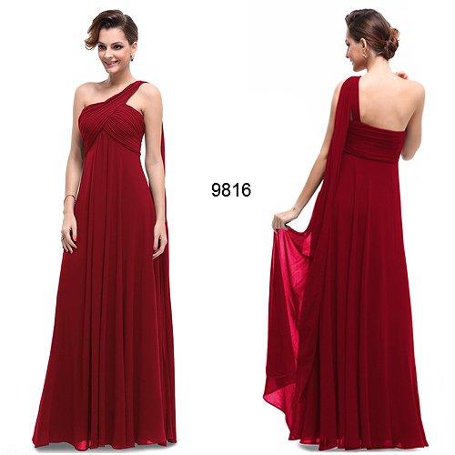 4色から選べます!綺麗に着こなせるオールラウンドロングドレス♪