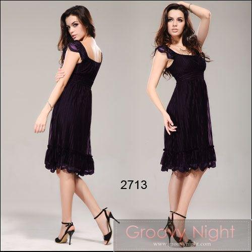 5色のカラーから選べます(ブラックも有、各サイズ在庫問い合わせください)カワイイミディアムドレス♪