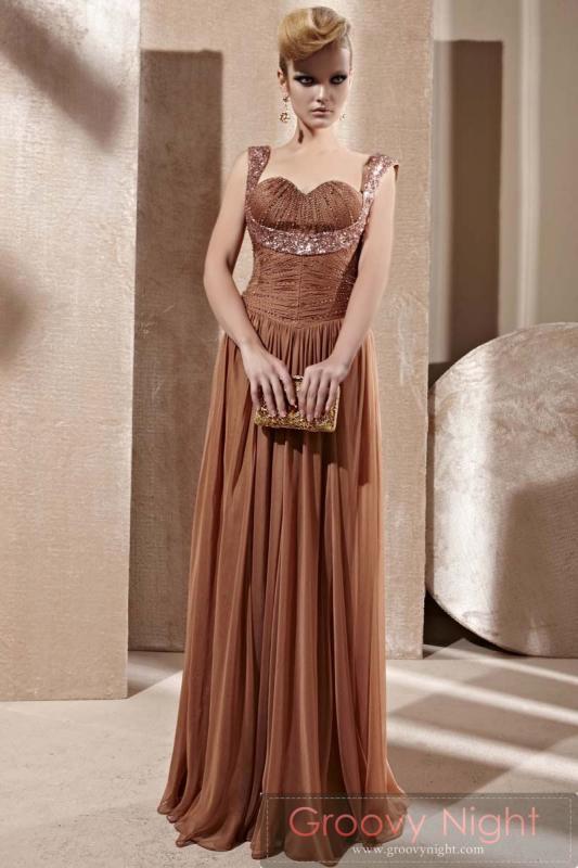 SWEETカラーでみんなに愛される可愛らしいロングドレス♪