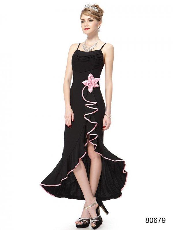 2色のカラーから選べます! オリジナルデザインロングドレス♪