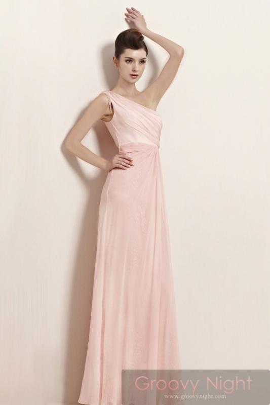 最高に可愛いプリンセスピンクでお姫様気分になれちゃうロングドレス♪