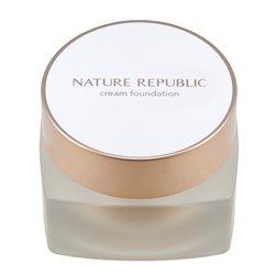 【NATURE REPUBLIC】ジンセン ローヤル シルク クリーム ファンデーション SPF37/PA+++ 30ml