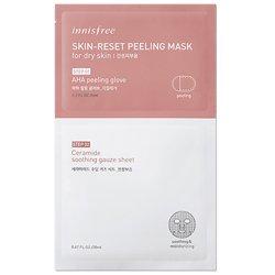 【Innisfree】スキン リセット ピーリング マスク (乾燥肌用) 6ml+20ml
