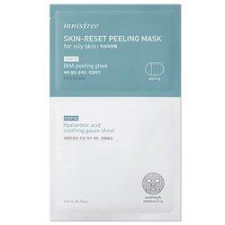 【Innisfree】スキン リセット ピーリング マスク (オイリー肌用) 6ml+25ml