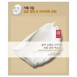 イリユン【ILLIYOON】インテンス ナリシング クリーム コーティング マスク 3枚