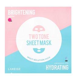 【LANEIGE】ツートン シートマスク (ブライトニング アンド ハイドレーティング) 28ml