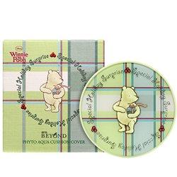 【BEYOND】くまのプーさん フィト アクア クッション カバー 15g*2