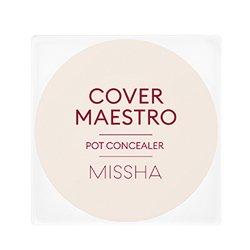 ミシャ【MISSHA】カバー マエストロ ポット コンシーラー 5.5g