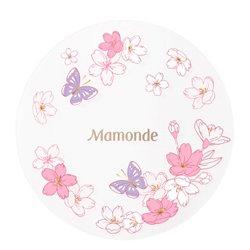 【Mamonde】チェリーブロッサム ブライトニング カバー パウダー クッション 15g