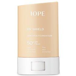 【IOPE】UV シールド サン スティック ファンデーション SPF50/PA+++ 15g