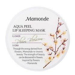 【Mamonde】アクア ピール リップ マスク 20g