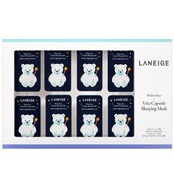 ラネージュ【LANEIGE】ホワイト デュー ビタ カプセル スリーピング マスク 3g*8ea/0.1g*8ea