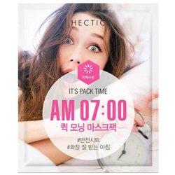 【HECTIC】AM 07:00 クイック モーニング パック 13g