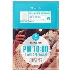 【HECTIC】PM 10:00 2ステップ スージング マスク 13g