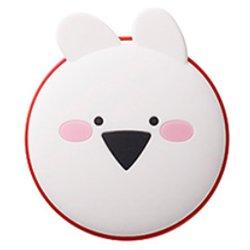 韓国コラボコスメザ セム(the saem)オーバーアクションウサギ ラブミー クッション 14g