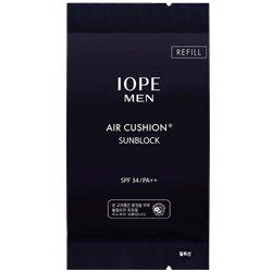【IOPE】メン エアクッション サンブロック_詰め替え用 16g