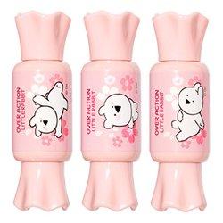 韓国コラボコスメザ セム(the saem) オーバーアクションウサギ センムル ムース キャンディー ティント 8g
