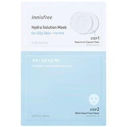 イニスフリー【Innisfree】ハイドラ ソリューション マスク (オイリー肌用) 25ml