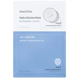 イニスフリー【Innisfree】ハイドラ ソリューション マスク (乾燥肌用) 25ml