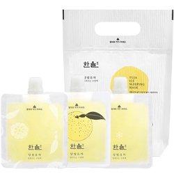 【HANYUL】月光柚子 アイス スリーピング マスク 20ml*3EA