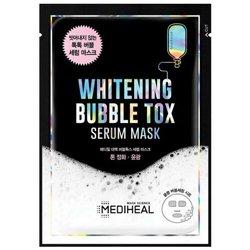 メディヒール【MEDIHEAL】ホワイトニング バブル トクス セラム マスク 21ml