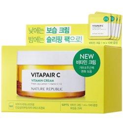 ネイチャーリパブリック【NATURE REPUBLIC】ビタペア C ビタミン クリーム 企画セット