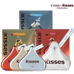 エチュードハウス【ETUDE HOUSE】プレー カラー アイズ ポーチ キット _HERSHEY'S KISSES