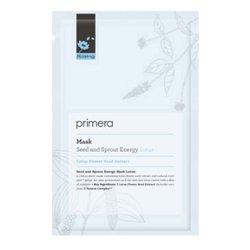【primera】シード アンド スプラウト エナジー マスク (ロータス) 20ml*5