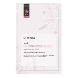 【primera】シード アンド スプラウト エナジー マスク (シュガーアップル) 20ml*5
