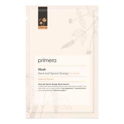 【primera】シード アンド スプラウト エナジー マスク (リンシ−ド) 20ml*5