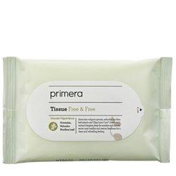 【primera】フリー アンド フリー ティッシュ 6枚*10