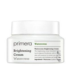 【primera】ウォーター クレス ブライトニング クリーム 50ml