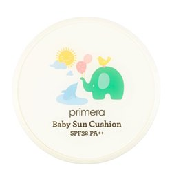 【primera】ベイビー サン クッション SPF32/PA++ 15g