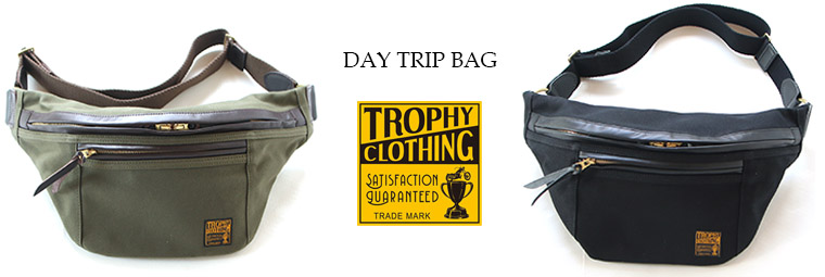 TROPHY CLOTHING DAY TRIP BAG