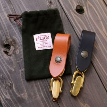 <img class='new_mark_img1' src='//img.shop-pro.jp/img/new/icons50.gif' style='border:none;display:inline;margin:0px;padding:0px;width:auto;' />FILSON フィルソン LOCKING SNAP KEY LANYARD  ロッキングスナップキーランヤード