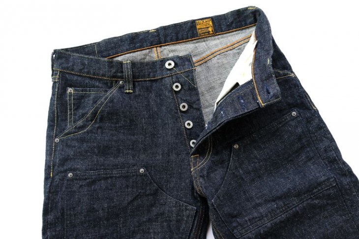 TROPHY CLOTHING DIRT DENIM