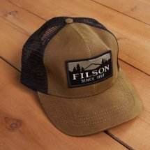 <img class='new_mark_img1' src='//img.shop-pro.jp/img/new/icons50.gif' style='border:none;display:inline;margin:0px;padding:0px;width:auto;' />FILSON フィルソン LOGGER MESH CAP ロガーメッシュキャップ