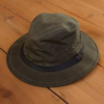 <img class='new_mark_img1' src='https://img.shop-pro.jp/img/new/icons50.gif' style='border:none;display:inline;margin:0px;padding:0px;width:auto;' />FILSON フィルソン SHELTER PACKER HAT  シェルターパッカーハット オリーブ   サイズXL