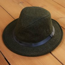 <img class='new_mark_img1' src='https://img.shop-pro.jp/img/new/icons50.gif' style='border:none;display:inline;margin:0px;padding:0px;width:auto;' />FILSON フィルソン WOOL PACKER HAT ウールパッカーハット オリーブ