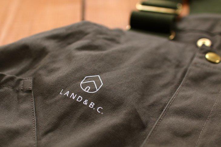 LAND&BC  ランドアンドビーシー