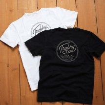 TROPHY CLOTHING トロフィークロージング  CIRCLE LOGO POCKET TEE  サークルロゴポケットTシャツ