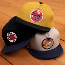 TROPHY CLOTHING トロフィークロージング  2TONE TRACKER CAP 2トーントラッカーキャップ