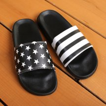 <img class='new_mark_img1' src='//img.shop-pro.jp/img/new/icons14.gif' style='border:none;display:inline;margin:0px;padding:0px;width:auto;' />AMERICAN FLAG SANDAL アメリカンフラッグサンダル