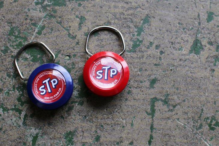 STP SHOW RING KEY HOLDER